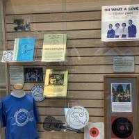 Blue Ridge Music Hall of Fame Exhibits