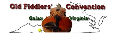 Galax Old Fiddlers Convention