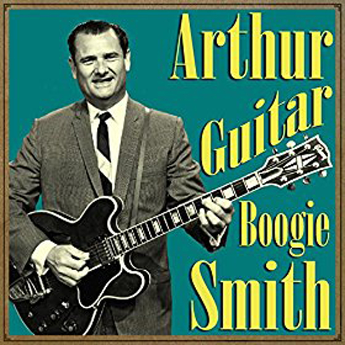 "Arthur Smith was born in Kershaw, South Carolina and at an early age developed a love for music.  His career as a recording artist began in 1936 when he wrote and recorded his first hit record ""Guitar Boogie"" in 1945.  Arthur re-recorded ""Guitar Boogie"" for MGM in 1948, and it became the first guitar instrumental to climb the country charts. In 1943, Arthur moved to Charlotte North Carolina and took the job as a radio personality at WBT.  With hit records and his notoriety in radio and television, Arthur's career as an active performer spans more than 50 years.  Arthur ""Guitar Boogie"" Smith passed away in 2014."
