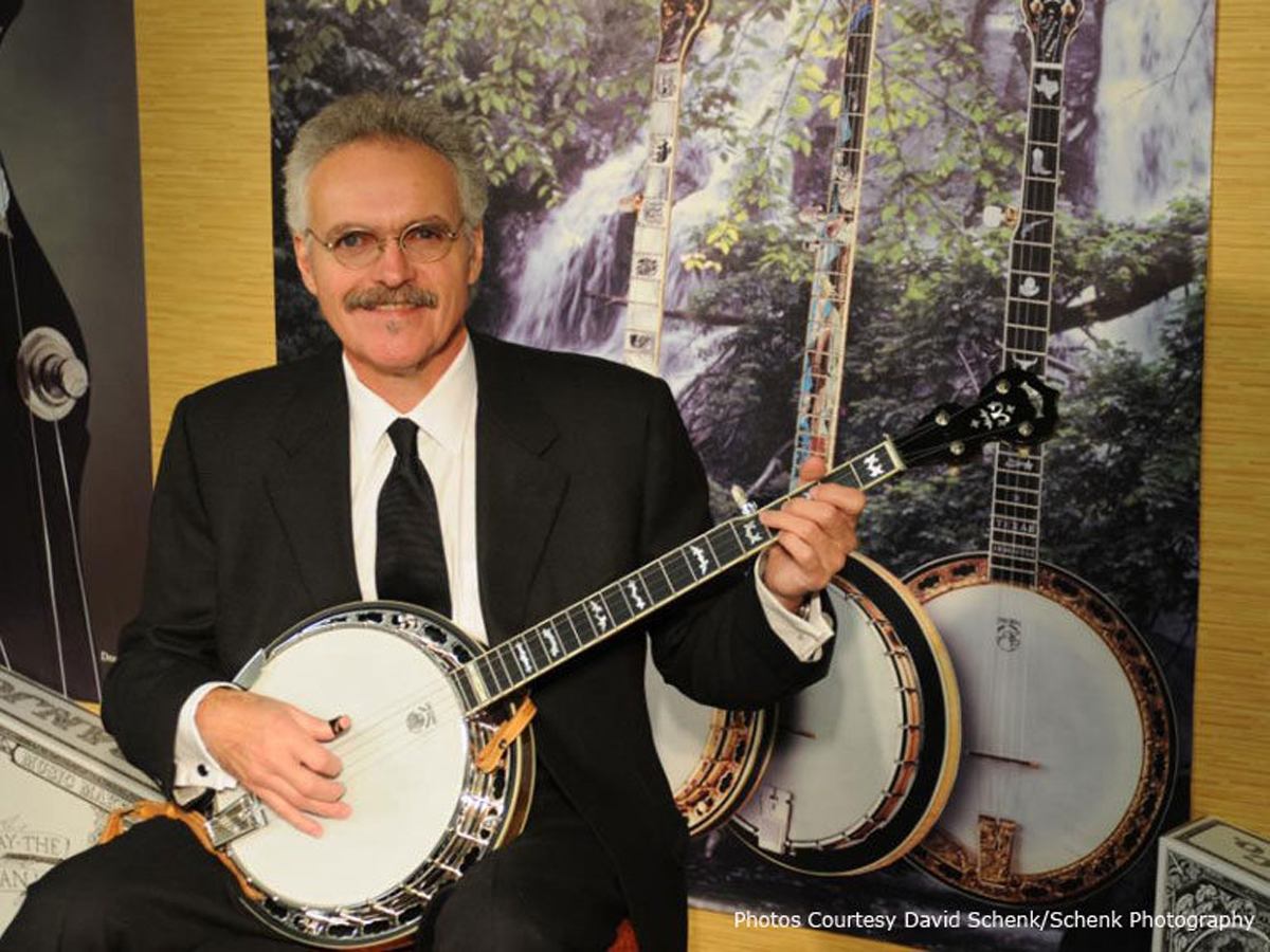 "Terry Baucom heard the sound of Earl Scruggs' banjo on the Beverly Hillbillies television show and at the age of 10.  His parents gave him a banjo that year for Christmas and he was soon performing locally and regionally with his father's band, ""The Rocky River Boys.""  He also started playing fiddle and got more experience from joining L.W. Lambert and The Blue River Boys, as well as, A. L. Wood and The Smokey Ridge Boys. Baucom is known as ""The Duke of Drive,"" a reference to his ability to ""drive"" a song with his steady, hard-driving banjo style.  His first professional job came in 1970 with Charlie Moore and the Dixie Partners.  In 1976, he joined Ricky Skaggs, Jerry Douglas and Wes Golding to form ""Boone Creek"", a band based in Lexington, Kentucky. In 1979, he was a founding member of Doyle Lawson and Quicksilver. He toured and recorded with the band for the first 6 years and later returned to ""Quicksilver"" from 2003-2007.  Baucom was the original banjo player for IIIrd Tyme Out and appeared on their first two recordings on Rebel Records. In 2011, he released his first solo project on the John Boy & Billy Label.  By 2013, his second solo project was released.  It featured the award winning song, ""What'll I Do"", which received the 2013 Recorded Event of the Year award from IBMA. After working in Bluegrass Music as a sideman for more than 4 decades, in the Fall of 2013, he formed his own band, ""Terry Baucom's Dukes of Drive""."
