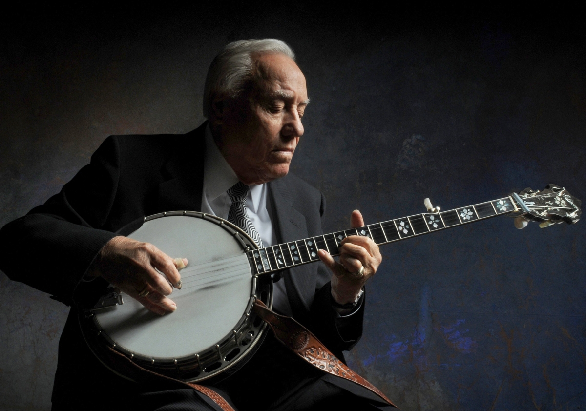 Earl Eugene Scruggs, born in Shelby North Carolina, is a legendary musician noted for perfecting and popularizing a 3-finger banjo style that has become a defining characteristic of bluegrass music.  The creative contribution and musical integrity he has made with his unique Scruggs-Style banjo has carved him a place in history.